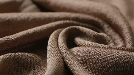 sensuous : Draped Lurex Fabric. Fabric Texture. It can be used as a background