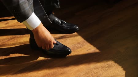 формальный : man shoes patent leather shoes formal and festive dressing