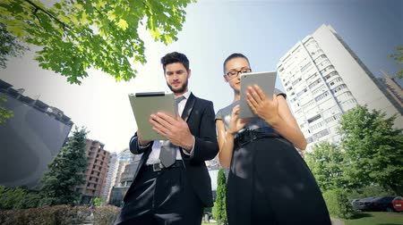 Successful business run on tablets and solve their business issues