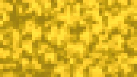 doted : Golden mosaic seamless background. abstract mosaic background