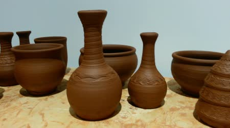 terrakotta : handmade clay pots and jars