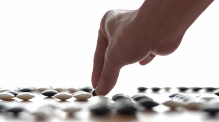 yöntem : Go. Place a black stone (How to hold a beginner)