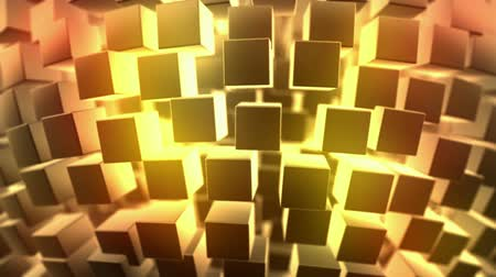 złoto : Gold background, loop seamless, animation Wideo