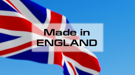wielka brytania : Made in England. British made. Product of UK concept