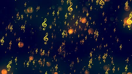 choral : Music Notes 3 Loopable Background, A Full HD, 1920x1080 Pixels, seamlessly looped animation,  High Quality Quicktime Loopable animation works with all Editing Programs,  Simply Loop it for any duration