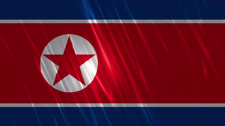 dprk : North Korea Flag Loopable Background, Ultra HD, 3840x2160 Pixels, Seamlessly Loopable Flag Animation, High Quality Quicktime animation Movie works with all Editing Programs, Simply Loop it for any duration