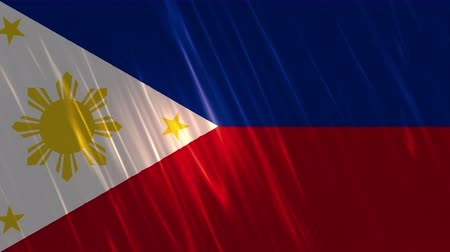 filipíny : Philippines Flag Loopable Background, Ultra HD, 3840x2160 Pixels, Seamlessly Loopable Flag Animation, High Quality Quicktime animation Movie works with all Editing Programs, Simply Loop it for any duration