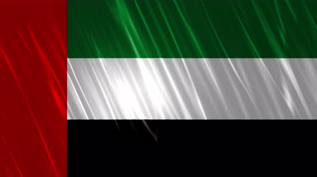 эмираты : United Arab Emirates Flag Loopable Background, Ultra HD, 3840x2160 Pixels, Seamlessly Loopable Flag Animation, High Quality Quicktime animation Movie works with all Editing Programs, Simply Loop it for any duration