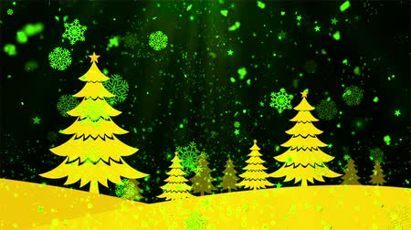 A Full HD, 1920x1080 Pixels, seamlessly looped animation  High Quality Quicktime Looped animation works with all Editing Programs  Simply Loop it for any duration  Suitable for Christmas, New Year Winter Holidays and Celebrations Stock Footage