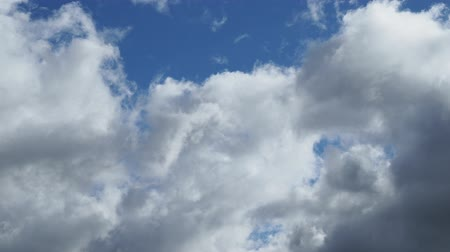bulutluluk : blue sky clouds before rain