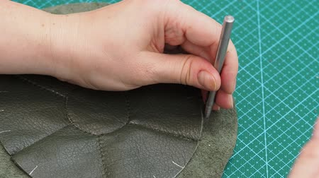 craftsmanship for making jewelry bag