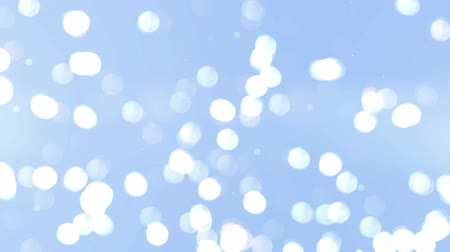 srebro : High quality animation of abstract silver Christmas background with bokeh defocused lights HD, high definition 1080p