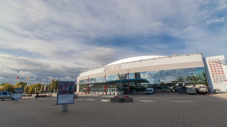 арена : Ice Palace in the city of Yaroslavl, Lokomotiv hockey club