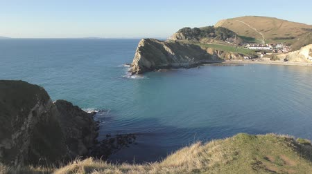 jura : Lulworth Cove is a beautiful place of Dorset.