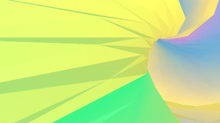 forme : Abstract background. animation Loop. Vidéos Libres De Droits