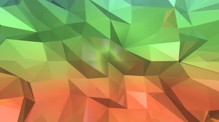 mosaico : Low poly abstract background. Loop animation.