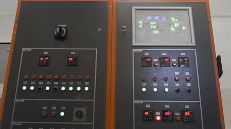prąd : electrical cabinet with fuseboard equipment