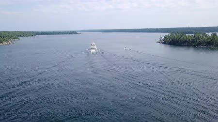 королева : Parry Sound, Ontario. Island Queen Cruise