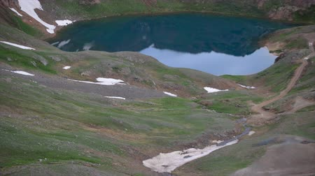 Lake Como Colorado  - Poughkeepsie Pass, San Juan Mountains off Engineer Pass, Colorado, USA