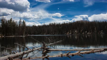Time Lapse of Sand Lake in the Uintah Mountains 2 (4K) Vídeos