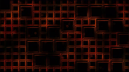 escarlate : Abstract Tiled Background and Light Animation - Loop Red