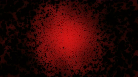 оказывать : Travel through a Black Particle Tunnel - Loop Red