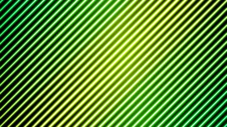 paralelo : Colorful Diagonal Lines Light Effect Animation - Loop Green Vídeos