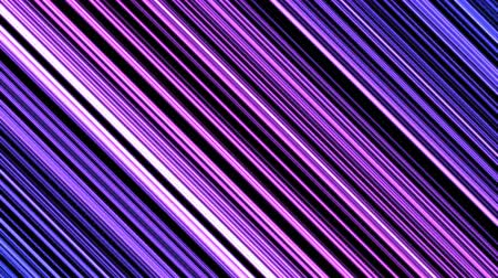 paralelo : Colorful Diagonal Beams or Lines Background Animation - Loop Purple Vídeos