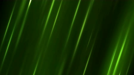 paralelo : Colorful Diagonal Moving Light Rays Background Animation - Loop Green