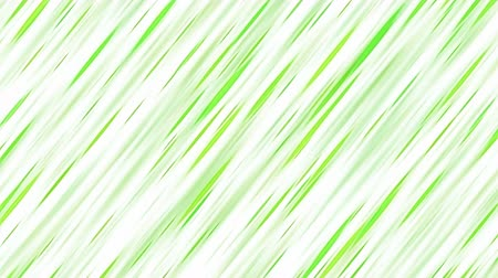 lézer : Colorful Diagonal Strokes Background Animation - Loop Green