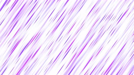 lézer : Colorful Diagonal Strokes Background Animation - Loop Purple Stock mozgókép