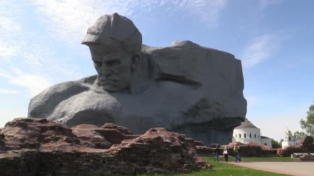 mortal : The Courage monument at the Brest Fortress