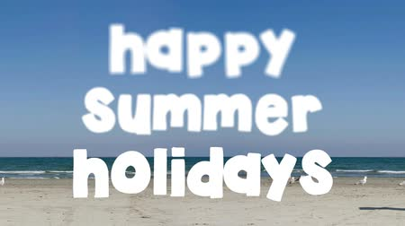 низкий : Happy summer holidays