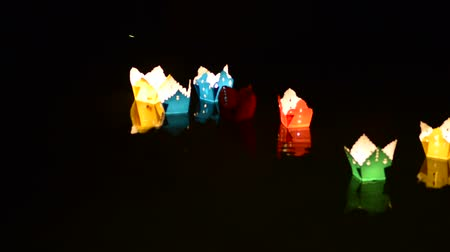 desistir : Lanterns in Hoi An ancient town River Vietnam.