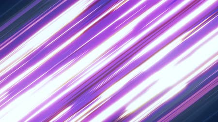 lendület : Blue Diagonal Anime Speed Lines. Fast speed neon glowing flashing lines streaks in purple pink and cool blue color