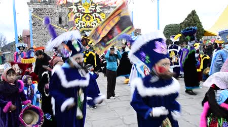 gümrük : chinelos, tradition of southern federal district, Morelos and Mexico State.