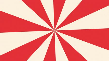 estouro : Retro red rays pattern. Pop art style,