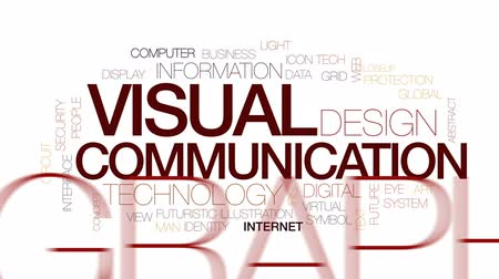 irys : Visual communication animated word cloud, text design animation. Kinetic typography.
