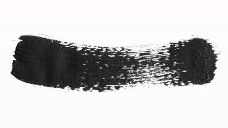 výkres : Ink Brush Stroke Set whit Alpha channel. Perfect for motion graphics, digital composition. Perfect for masks, transitions, fades, mattes, reveals. UHD, HD, 1080p, 4K