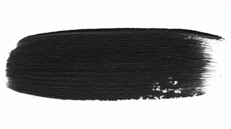grafiti : Ink Brush Stroke Set whit Alpha channel (luma matte). Perfect for motion graphics, digital composition, masks, transitions, fades, mattes, reveals. UHD, HD, 1080p, 4K Wideo