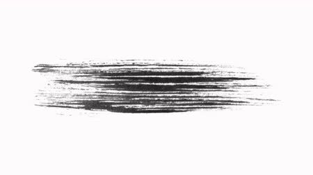 irã : Ink Brush Stroke Set whit Alpha (transparency) channel. Perfect for motion, masks, transitions, fades, mattes, reveals. UHD, HD, 1080p Alpha channel will be included when downloading the 4K file only