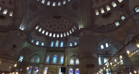 muhammad ali : ISTANBUL, TURKEY - JUNE 7, 2016: The Blue Mosque in Istanbul, a cultural monument and place of worship for Muslims