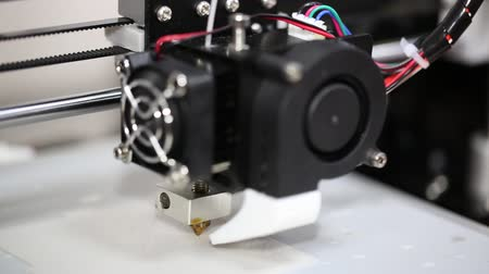 filaman : 3d printer mechanism working yelement design of the device during the processes
