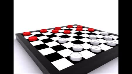 challenger : Checkers - 3D