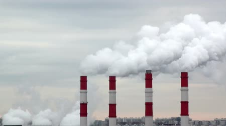 climate : Smoking stacks