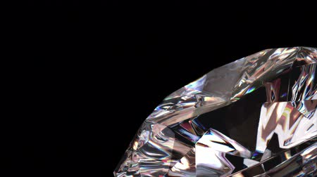 rombusz : Diamond background, seamless looping 3d animation with alpha matte