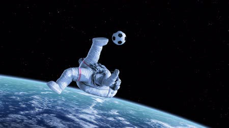 trest : Bicycle Kick, Astronaut Shoots on Goal in Outer Space Dostupné videozáznamy