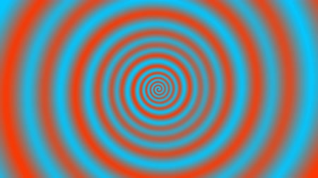 helezon : The hypnotizing spiral turining with the colours changing.