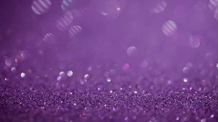 diamond dust : Purple glitter magic background. Defocused light and free focused place for your design.