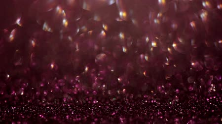 diamond dust : Scarlet glitter magic background. Defocused light and free focused place for your design.